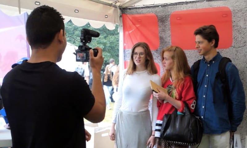 Mino Danmark på ungdommens folkemøde 2016