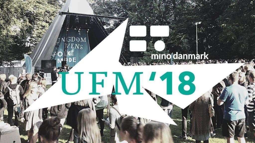 6-9. september // Mino Danmark på Ungdommens Folkemøde