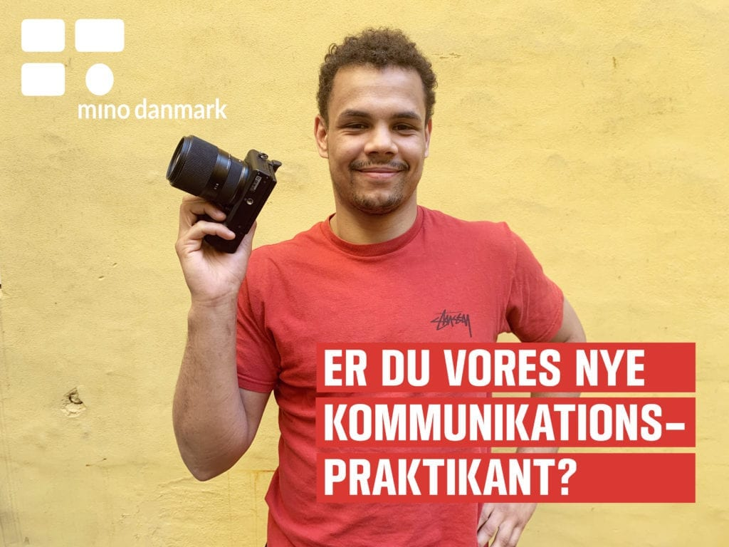 Vi søger to kommunikationspraktikanter