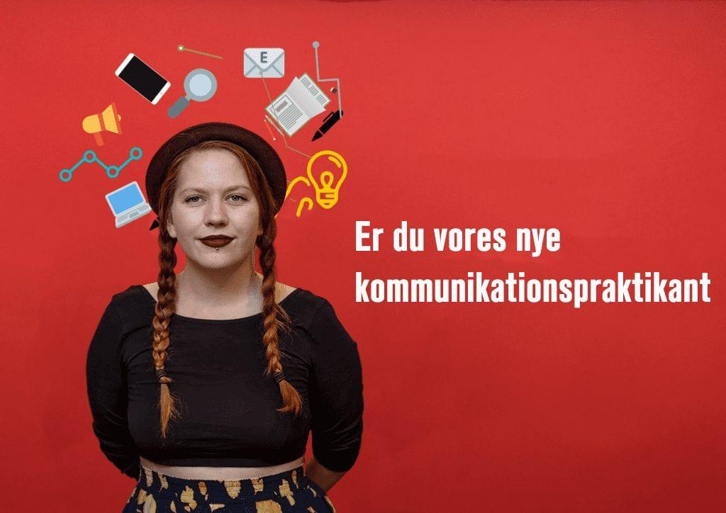 Vi søger en kommunikationspraktikant til sekretariatet i København
