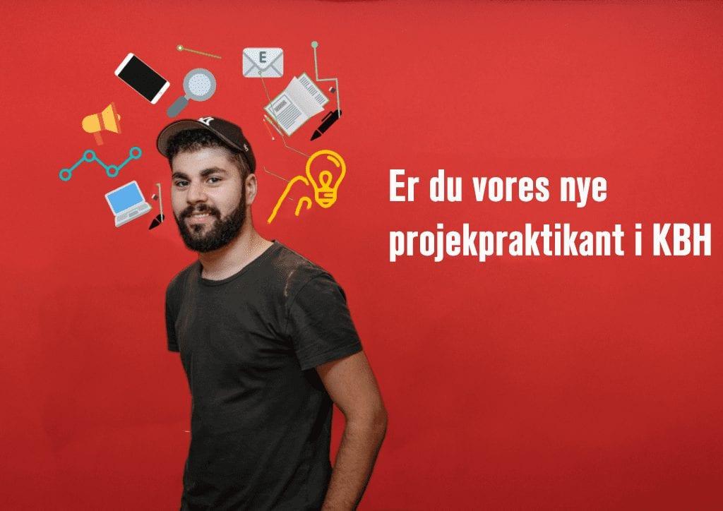 Mino Danmark søger en projektpraktikant til sekretariatet i København