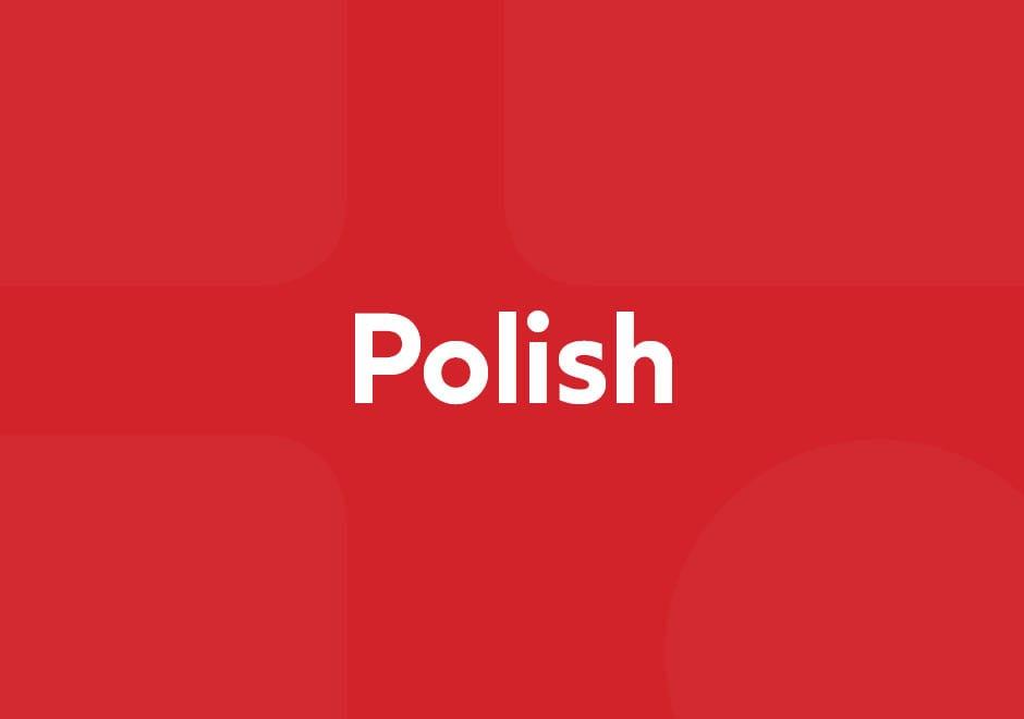 COVID-19 po polsku