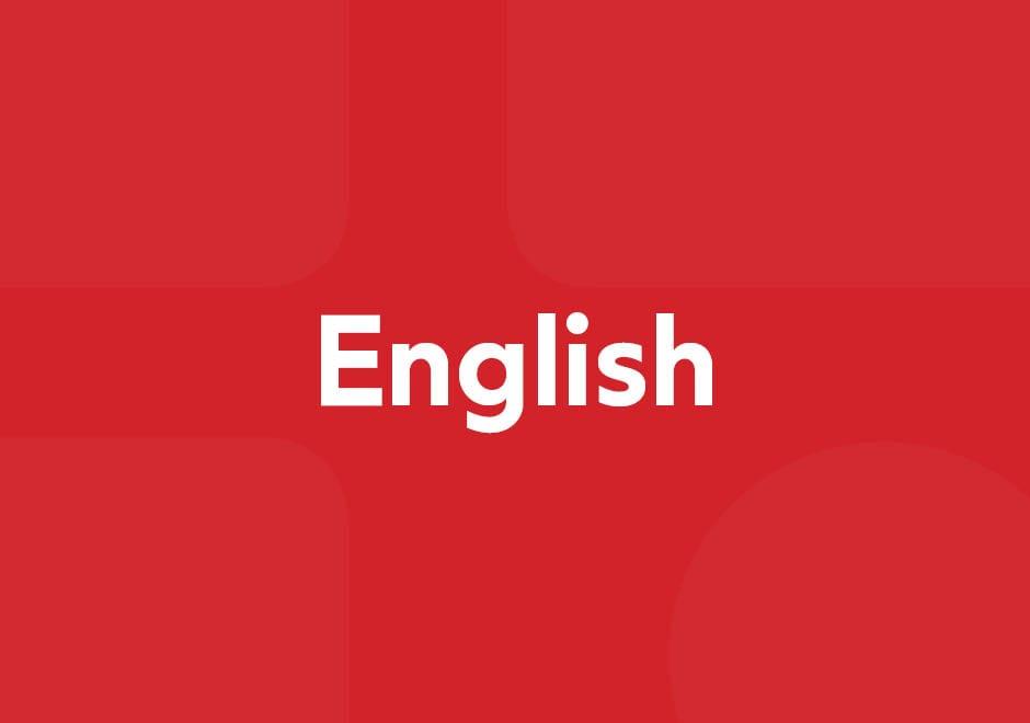 COVID-19 in english