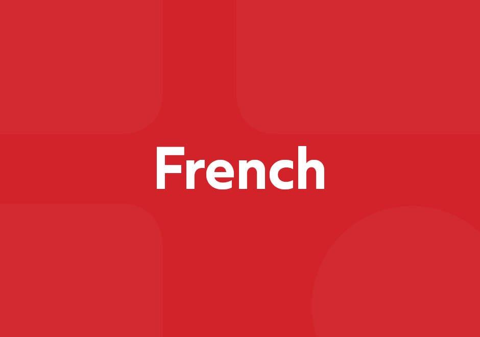 COVID-19 en français