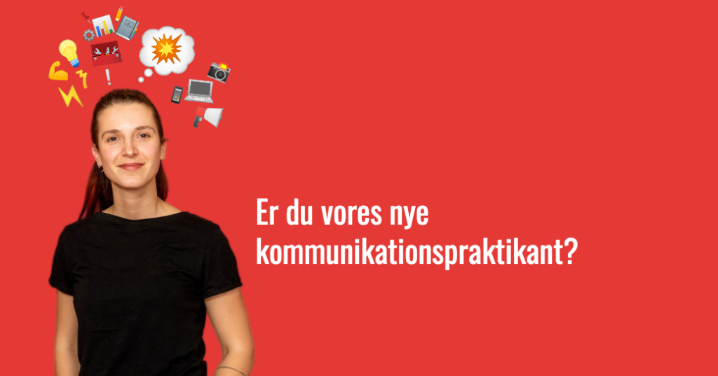 Mino Danmark søger kommunikationspraktikant