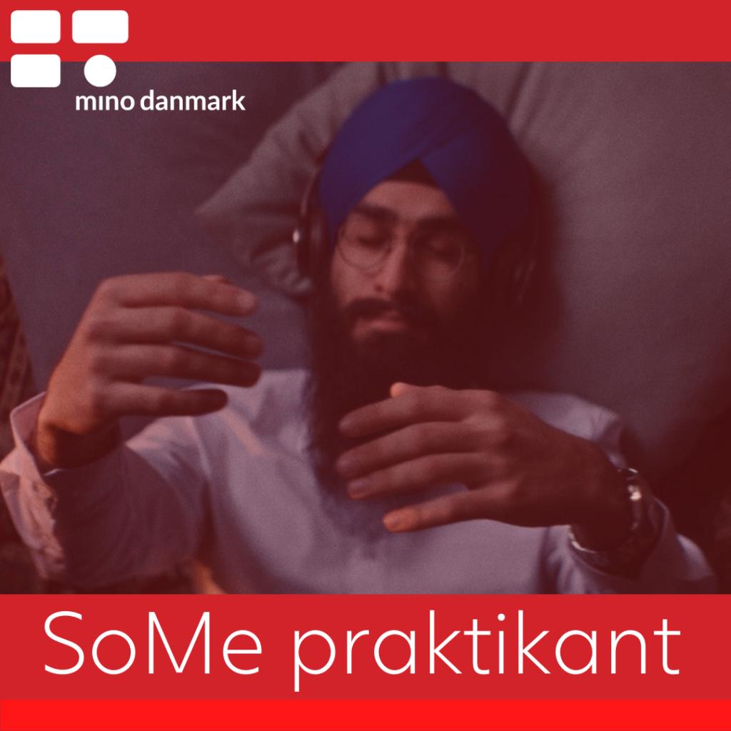 Bliv Mino Danmarks første SoMe praktikant