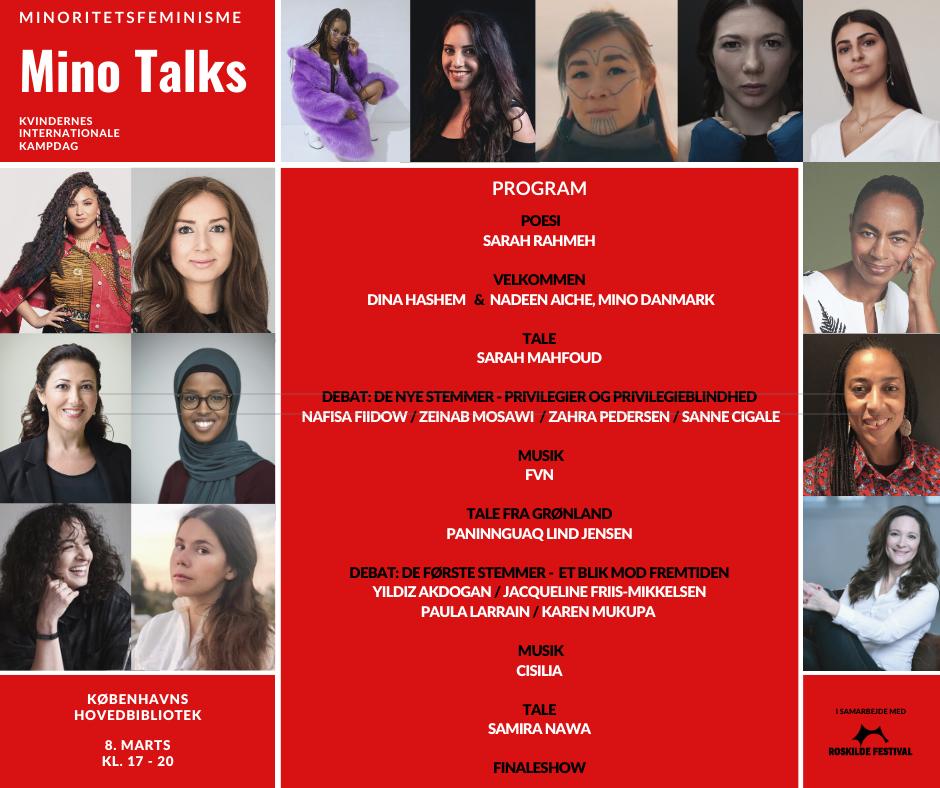 Minoritetsfeminisme – fordi vi også er her!